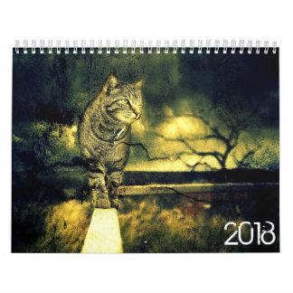 Calendario del Grunge 2018