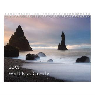 Calendario del World Travel