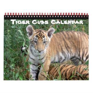 Calendario Destinos caseros del destino de Cub del bebé de