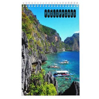 Calendario Filipinas