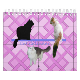 Calendarios De Pared Calendario - gatos