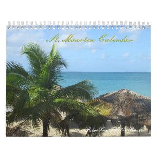 Calendario impreso personalizado de la fotografía