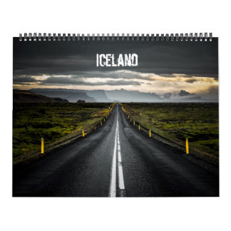 Calendario Islandia