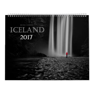 Calendario Islandia 2017