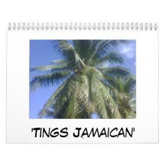 Calendario jamaicano