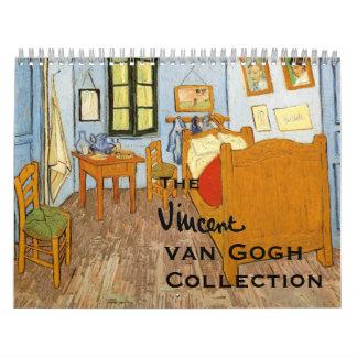 Calendario La colección 2010 de Vincent van Gogh