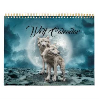 Calendario La luna del aullido del lobo protagoniza los