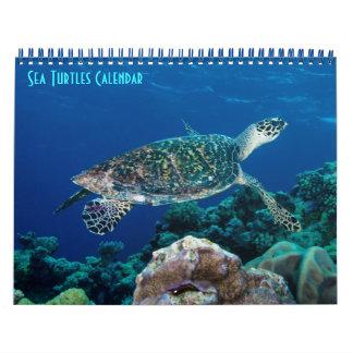 Calendario Mar de coral de la gran barrera de coral de la