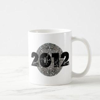 Calendario maya 2012 taza
