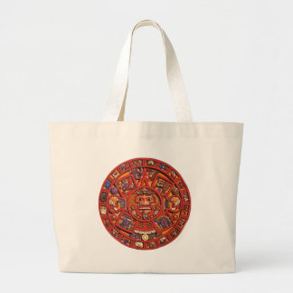 Calendario maya bolsas de mano