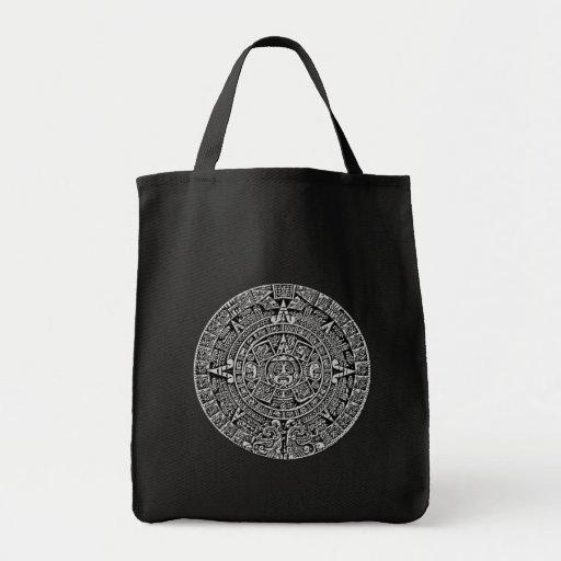Calendario maya bolsas