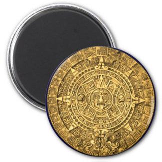 calendario maya imán