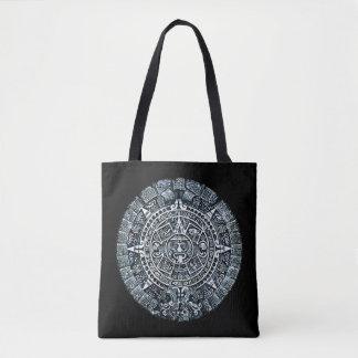 Calendario maya + su backgr. y ideas bolsa de tela