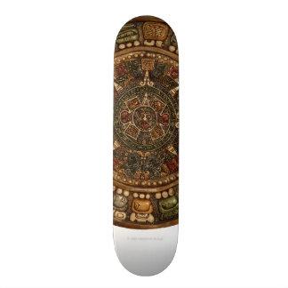 ¡Calendario maya y azteca por Grassrootsdesigns4u! Monopatines Personalizados