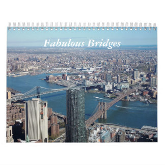 Calendario Puentes fabulosos