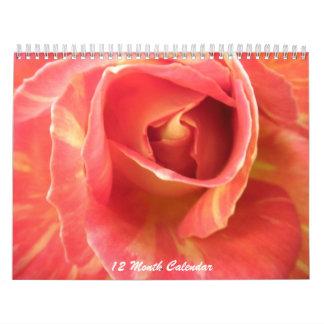 Calendario subió foto de la flor 2015 de las fotos