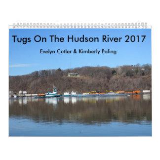 Calendario Tirones en el río Hudson 2017