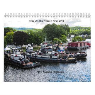 Calendario Tirones en la carretera del infante de marina del