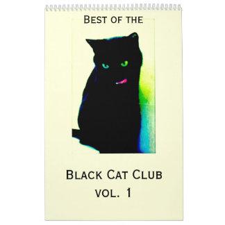 Calendario vol. 1 del club del gato negro