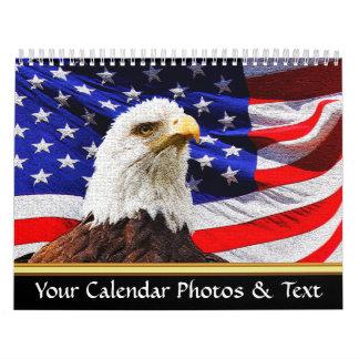 Calendarios anuales con sus propias FOTOS