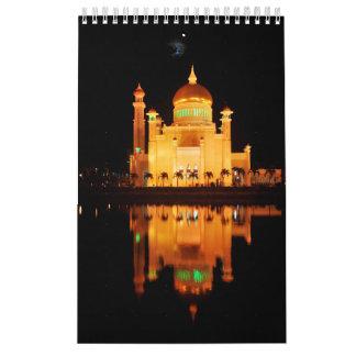 Calendarios Asia