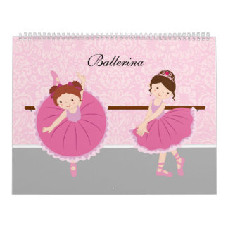 Calendarios De Pared Bailarina