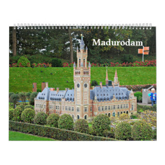 Calendarios De Pared Madurodam
