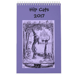 Calendarios Gatos de la cadera