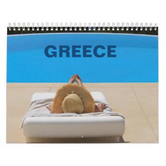 Calendarios Grecia