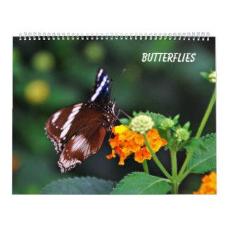 Calendarios Mariposas