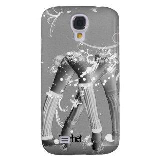 Calentadores iPhone3G de la pierna del ballet del  Funda Para Galaxy S4