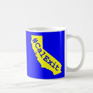 CalExit Taza De Café