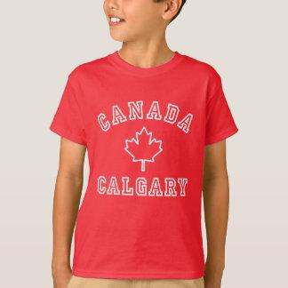 Calgary Canadá Camiseta