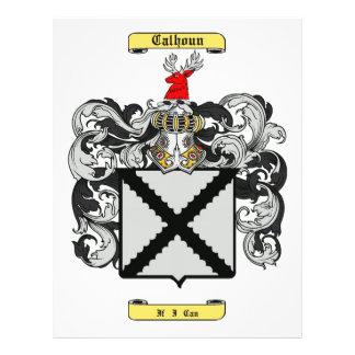 calhoun tarjeta publicitaria