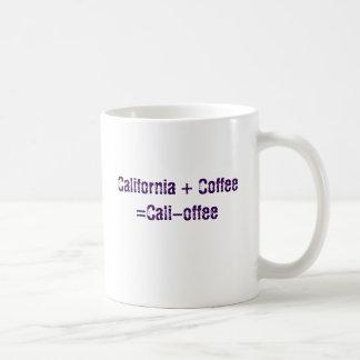 cali-offee taza de café