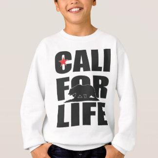 ¡Cali para la vida! (California para la vida!) Sudadera