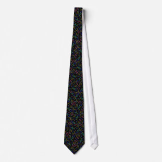 "Calidad aflechada - ""copia oscura"" corbata personalizada"