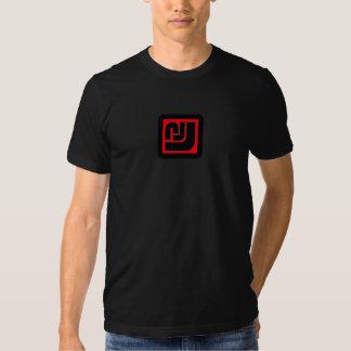 Calidad T del logotipo de Nanch Camiseta