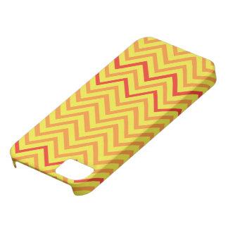 caliente color zigzag pattern