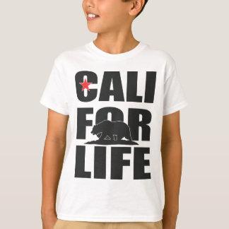 ¡CaliForLife! (California para la vida!) Camiseta