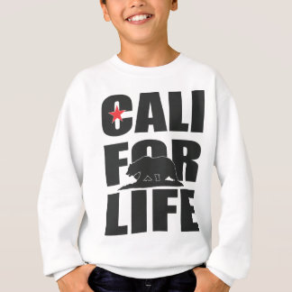¡CaliForLife! (California para la vida!) Sudadera