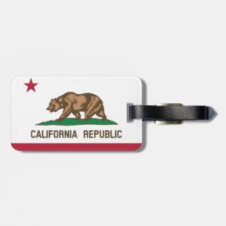 California Etiqueta Para Maletas