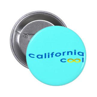 California - para siempre - refresqúese pin