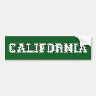 California Pegatina Para Coche