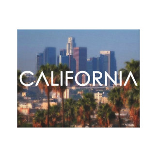 ¡California - YG! Impresión En Lona