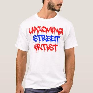 calle artist.gif camiseta