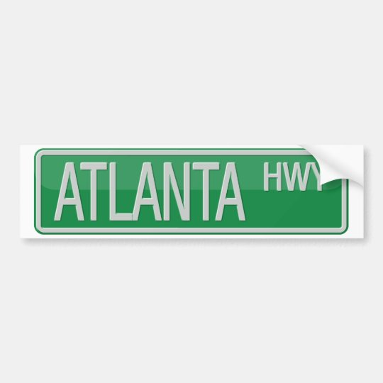calle, camino, muestra, verde, blanco, canción, pegatina para coche