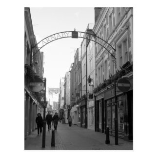 Calle de Carnaby, Londres Postal