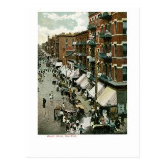 Calle de Hester, New York City Postal