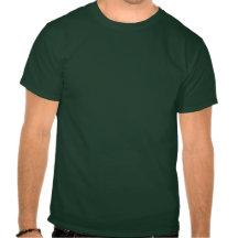Calle de New Orleans Borbón T-shirts